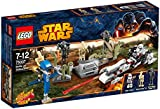 LEGO Star Wars 75037: Battle on Saleucami