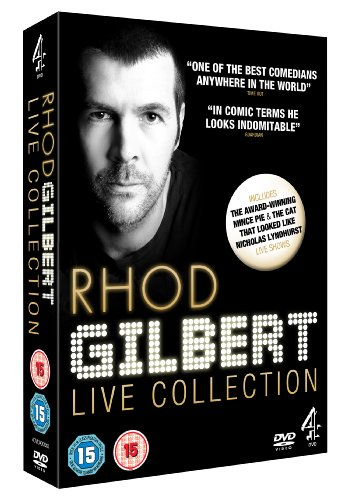 Rhod Gilbert Live Collection [UK Import]