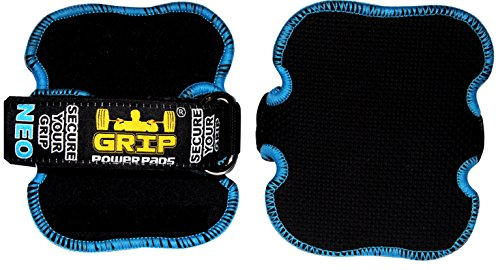 Grip-Power-Pads-Weight-Lifting-Grips-The-Alternative-To-Gym-Gloves-Workout-Gloves-No-Slip-Padded-Gloves-Bodybuilding-Men-Workout-Grip-Pad-Neoprene-Padded-Lifting-Pads