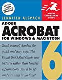 Adobe Acrobat 6 for Windows and Macintosh (Visual Quickstart Guides)