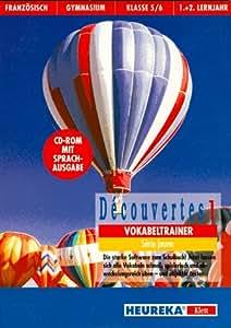 Decouvertes. Serie jaune 1. Vokabeln. CD- ROM für Windows ab 3.11