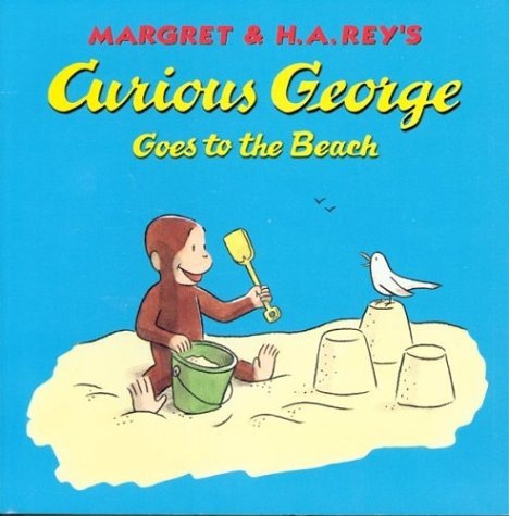 Curious George Goes to the Beach (Curious George 8x8)