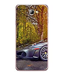 99Sublimation Designer Back Case Cover for Samsung On5 (2016) New Edition for 2017 :: Samsung Galaxy On 5 (2017) (Accelration Crash Rating Alloys Brake Pad Carbon Fiber Control)