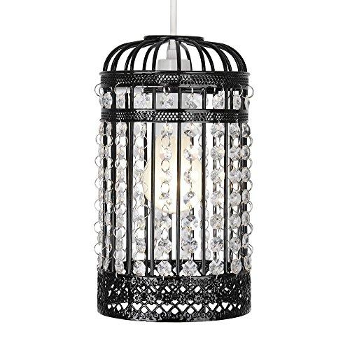 minisun-moderner-aber-im-shabby-chic-stil-schwarzer-lampenschirm-in-form-eines-vogelkfigs-mit-verzie