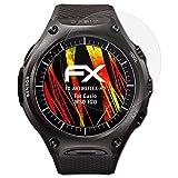 atFoliX Folie für Casio WSD-F20 Displayschutzfolie - 3 x FX-Antireflex-HD hochauflösende entspiegelnde Schutzfolie