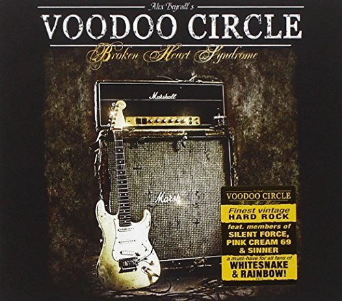 Broken Heart Syndrome (Ltd. Digi) by Voodoo Circle (2011-02-28)