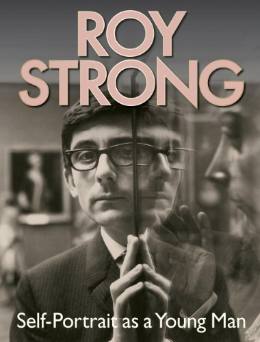 Roy Strong: Self-Portrait as a Young Man