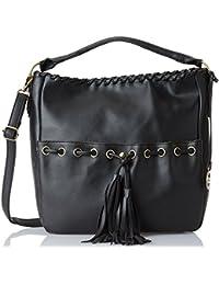 Lino Perros Women's Handbag (Black) - B01MQJEI1B