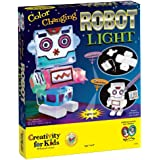 Creativity for Kids - Colour Changing Robot Light