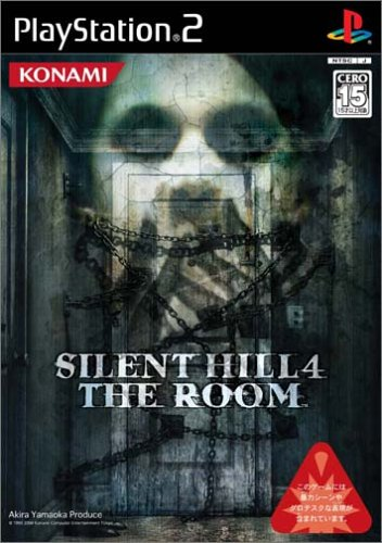 Silent Hill 4 The Room PS2 (Importación japonesa)