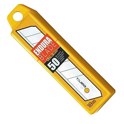 Tajima Ersatzklingen Box, Grosspackung, Hardcase, gelb, 1 Stück, TAJ-21151