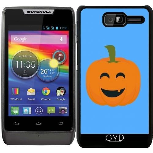 (Hülle für Motorola RAZR D1 (XT916) - Lustig Halloween by ilovecotton)