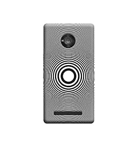 EPICCASE Premium Printed Back Case Cover With Full protection For Micromax Yu Yuphoria (Designer Case)