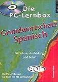 Grundwortschatz Spanisch, 1 CD-ROM F�r Schule, Ausbildung und Beruf. F�r Windows 95/98 oder 2000. CD-ROM m. 768 Lernktn. Bild