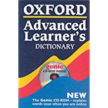 Oxford Advanced Learner's Dictionary of Current English. : 6th edition  PAPERBACK  with CD-ROM