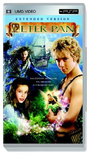 Pan Picture Disc Peter (Peter Pan (Extended Version) [UMD Universal Media Disc])