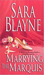 Marrying The Marquis (Zebra Historical Romance) by Sara Blayne (2004-10-05)