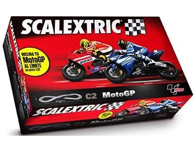 Scalextric Original - Circuito C2 Moto GP (A10055S500) por Scalextric