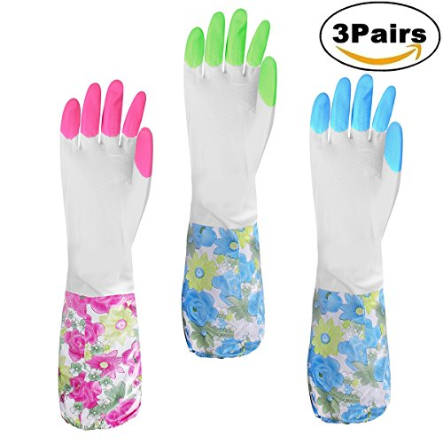 reusable-dishwashing-gloves-kitchen-cleaning-long-sleeves-rubber-waterproof-gloves-internal-inlaid-v