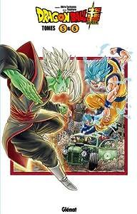 Dragon Ball Super Coffret Tomes 5 et 6