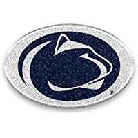 NCAA Penn State Nittany Lions Color Bling Emblem, 4 x 4, White by Team ProMark