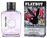 Playboy New York After Shave Lotion, 1er Pack (1 x 100 ml)