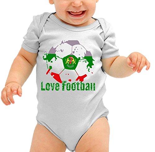 Hellomiko 2018 Sommer Neue Welt Cup Baby Onesies Baby Fußball Strampler Klettern Kleidung -
