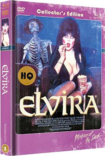 Elvira - Mistress of the Dark - Mediabook/Limitiert auf 333 Stück (+ DVD) [Blu-ray]