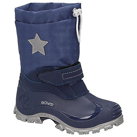 BOWS® -ROBIN- Jungen Mädchen Schuhe Kinder Schnee Stiefel Winter Boots