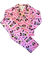 Winter Disney Minnie Mouse Girls Pyjamas