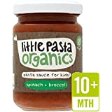 Little Pasta Organics Free From Broccoli & Spinach Pasta Sauce 130g