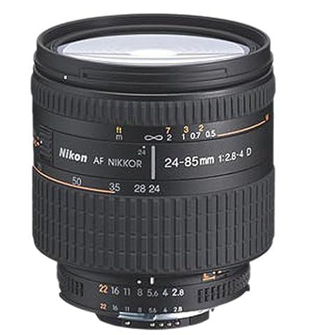 Nikon AF D 24-85/2.8-4 IF W/ HB-25 Objektiv