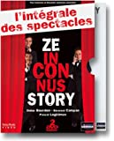 Ze Inconnus Story : L'Integrale des spectacles - Coffret 2 DVD