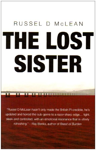 The Lost Sister  (J McNee 2)