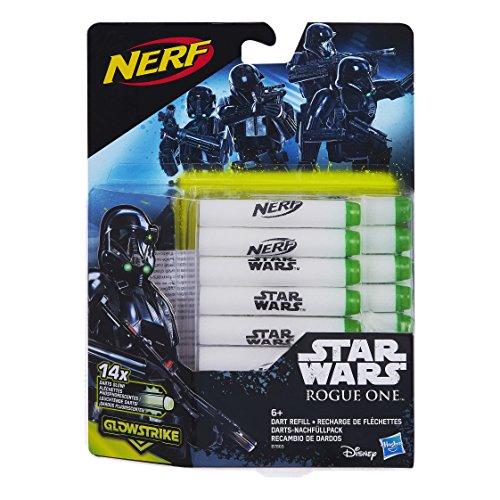 Star Wars Rogue One - Recambio de dardos (Hasbro B7865EU4)