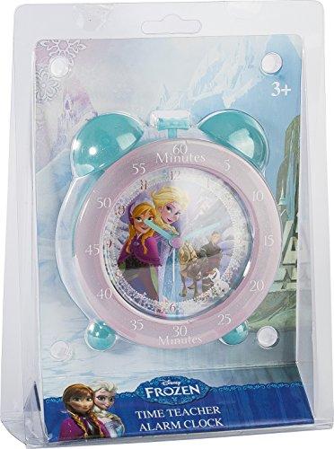 Disney Frozen Zeit Lehre Uhr