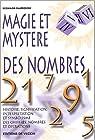 Magie et mystère des nombres par Baudouin