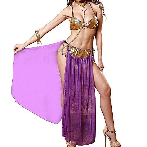 Frauen Erwachsene Party Fancy 3 Stück Halloween Kostüm -