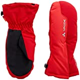 VAUDE Kinder Small Gloves, Indian Red, 4, 05643