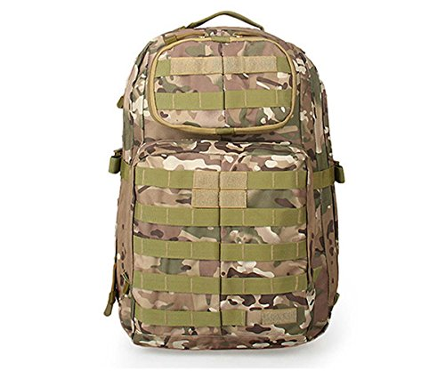 Canis Latrans Camo Backpack Outdoor Climbing CS Field Belt System Convenient Equipment Bag