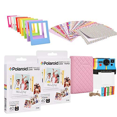 Zoll Premium ZINK Papier Starter Bundle mit 80 Stück ()