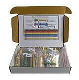#9: EBRTH02 50 Value Resistor Kit (Pack of 1000)