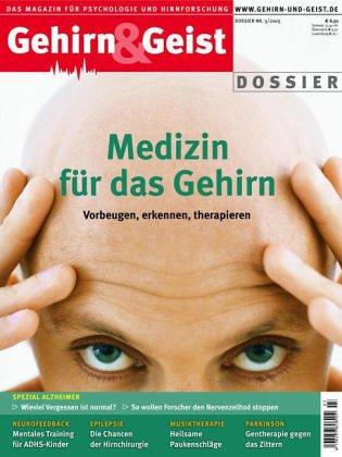 Medizin für das Gehirn: Vorbeugen, Erkennen, Therapieren