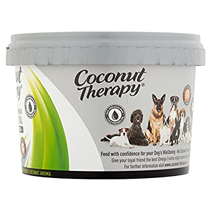 TIANA® Fair Trade Organics Coconut Oil Omega 3 Supplement For Dogs 500ml (Pack of 1) 4