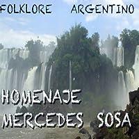 Homenaje a Mercedes Sosa (Folklore Argentino)