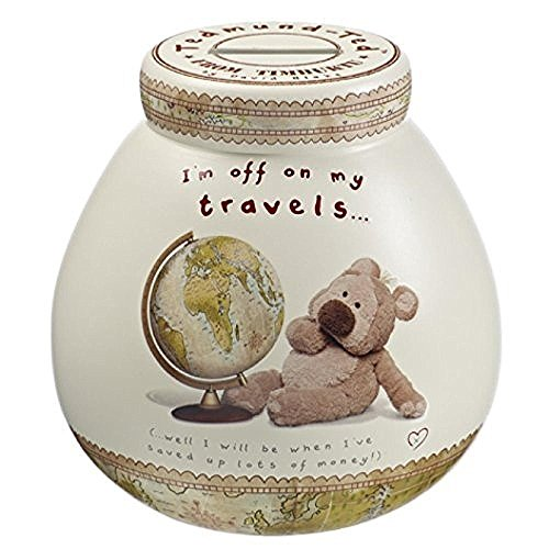 Hucha cerámica Pot of Dreams/Pot Tedmund I 'm apagado