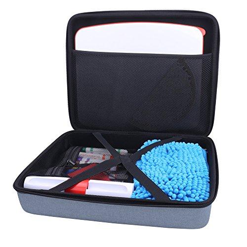 Hart Taschen Hülle für Osmo Creative Kit. für OSMO Genius/Base/Starter/Numbers/Words/Tangram/Coding Awbie/Monster Game von Aenllosi