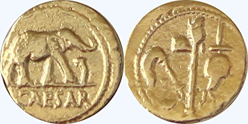 Impero Romano, Julius Caesar, Repubblica a pieghe, usato  Spedito ovunque in Italia