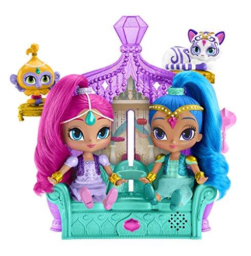 Shimmer and Shine   Trono sorpresas mágicas (Mattel FFN39)