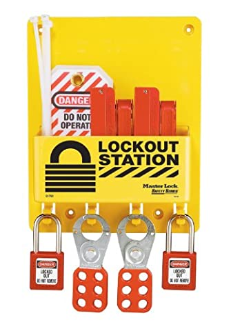 Master Lock Mls1720 Compact débordement station